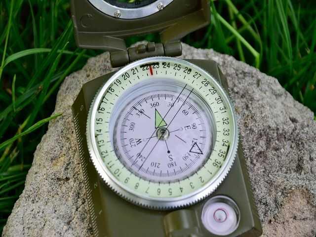 Как пользоваться компасом - ? пошаговая инструкция